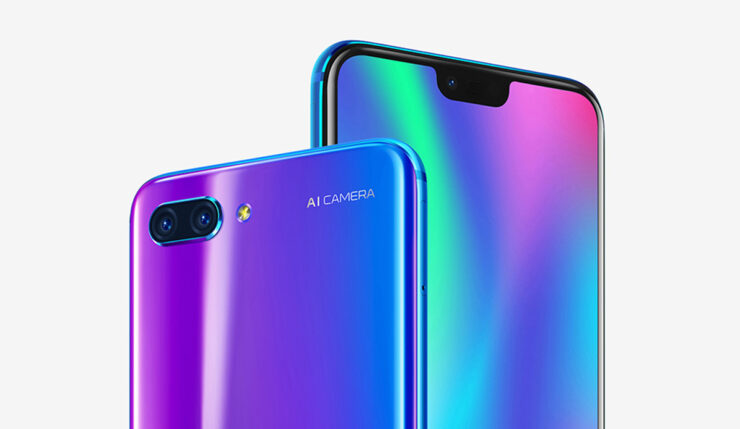 Honor 5G smartphone coming 2019