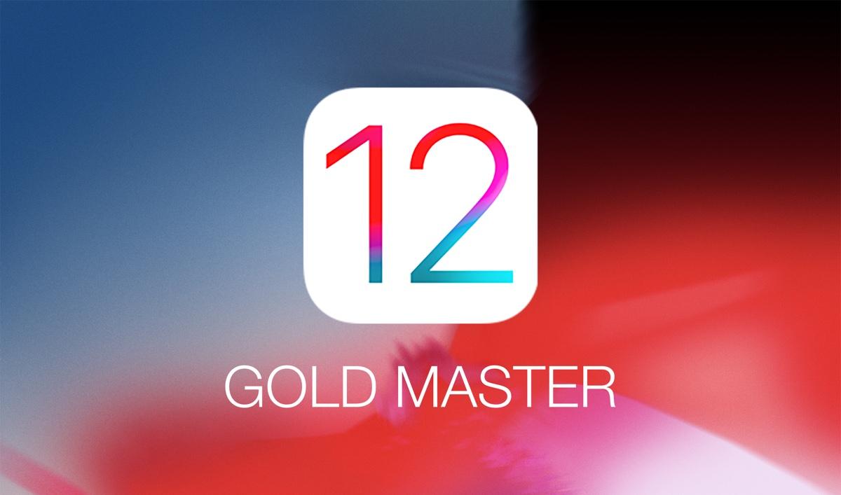 iOS 12 GM