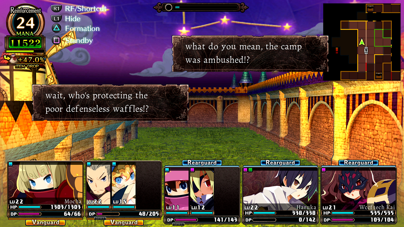 Labyrinth of Refrain: Coven of Dusk Review - Scratching That Etrian Itch