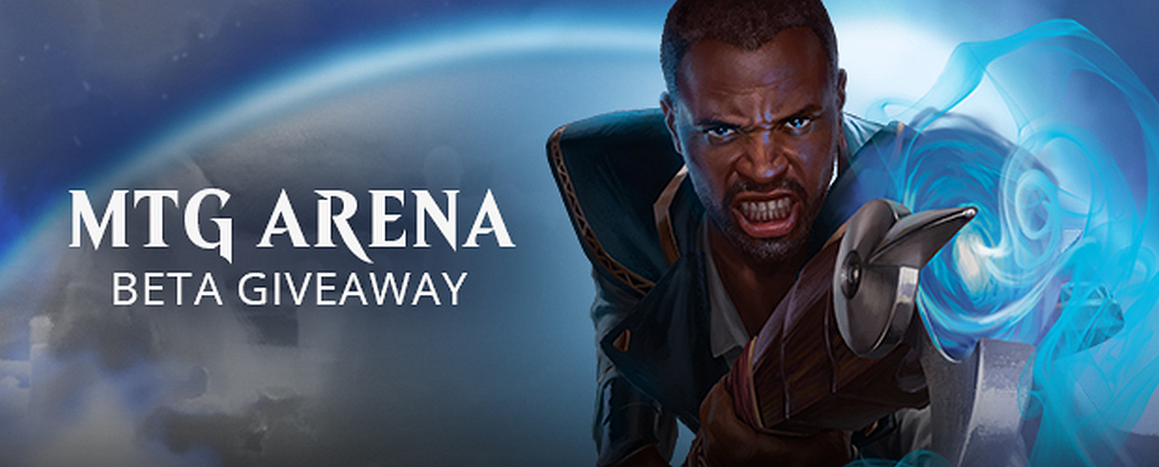 Magic: The Gathering Arena Closed Beta Giveaway - 5K Codes