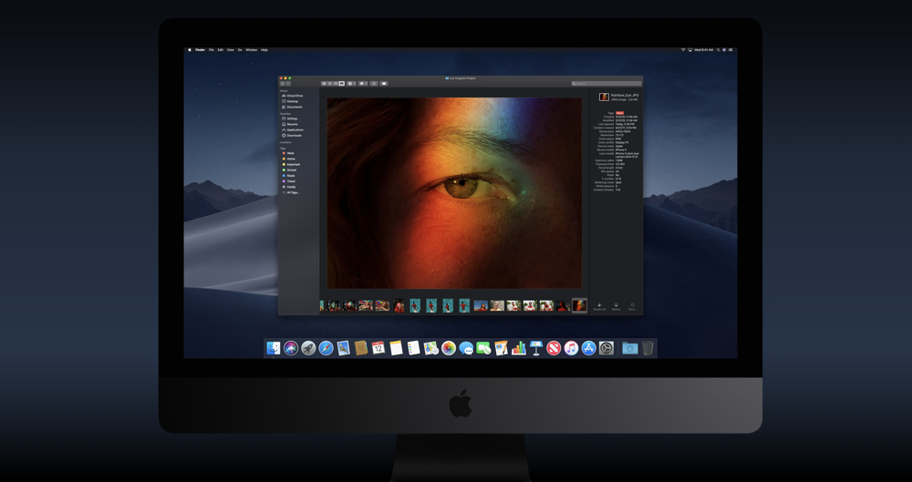 clean install macOS Mojave final