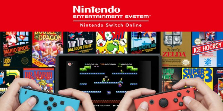 NES – Nintendo Switch Online