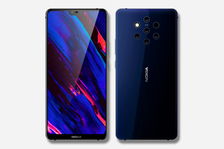 Nokia 9 penta lens flagship delayed