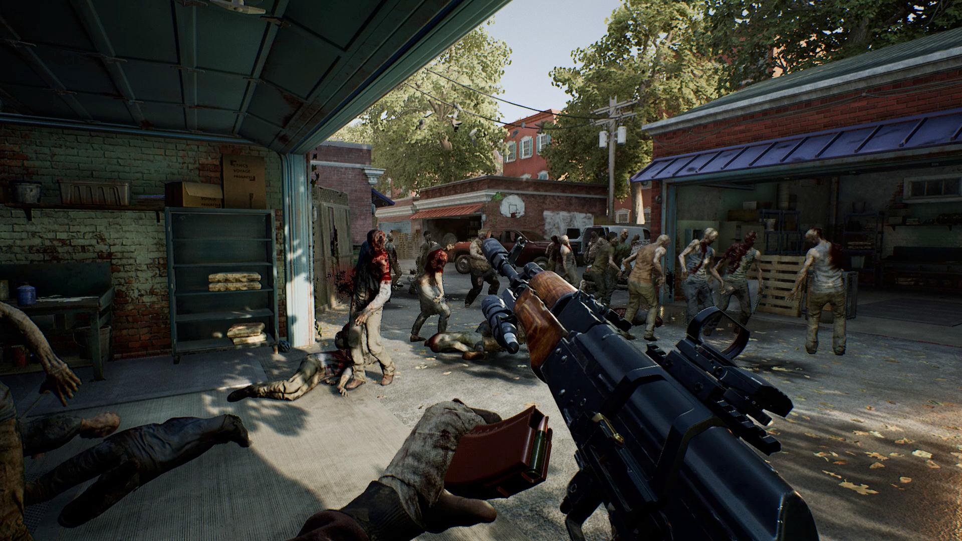 gambar game Overkill's The Walking Dead Game Horor Yang Wajib Kalian Coba