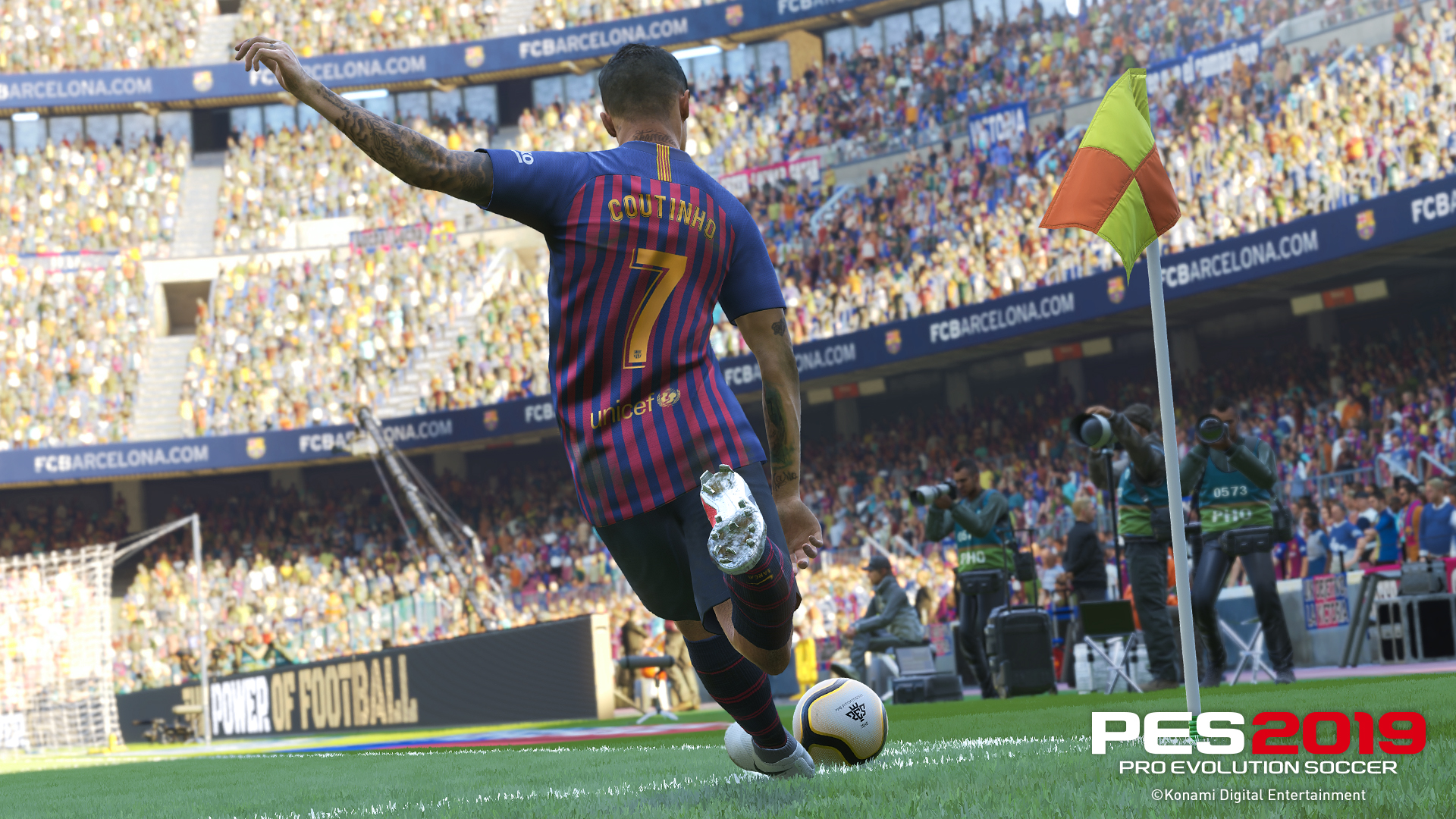 c8ba098b6c50 Pro Evolution Soccer 2019 Review - A Great Game in Need of Fixing