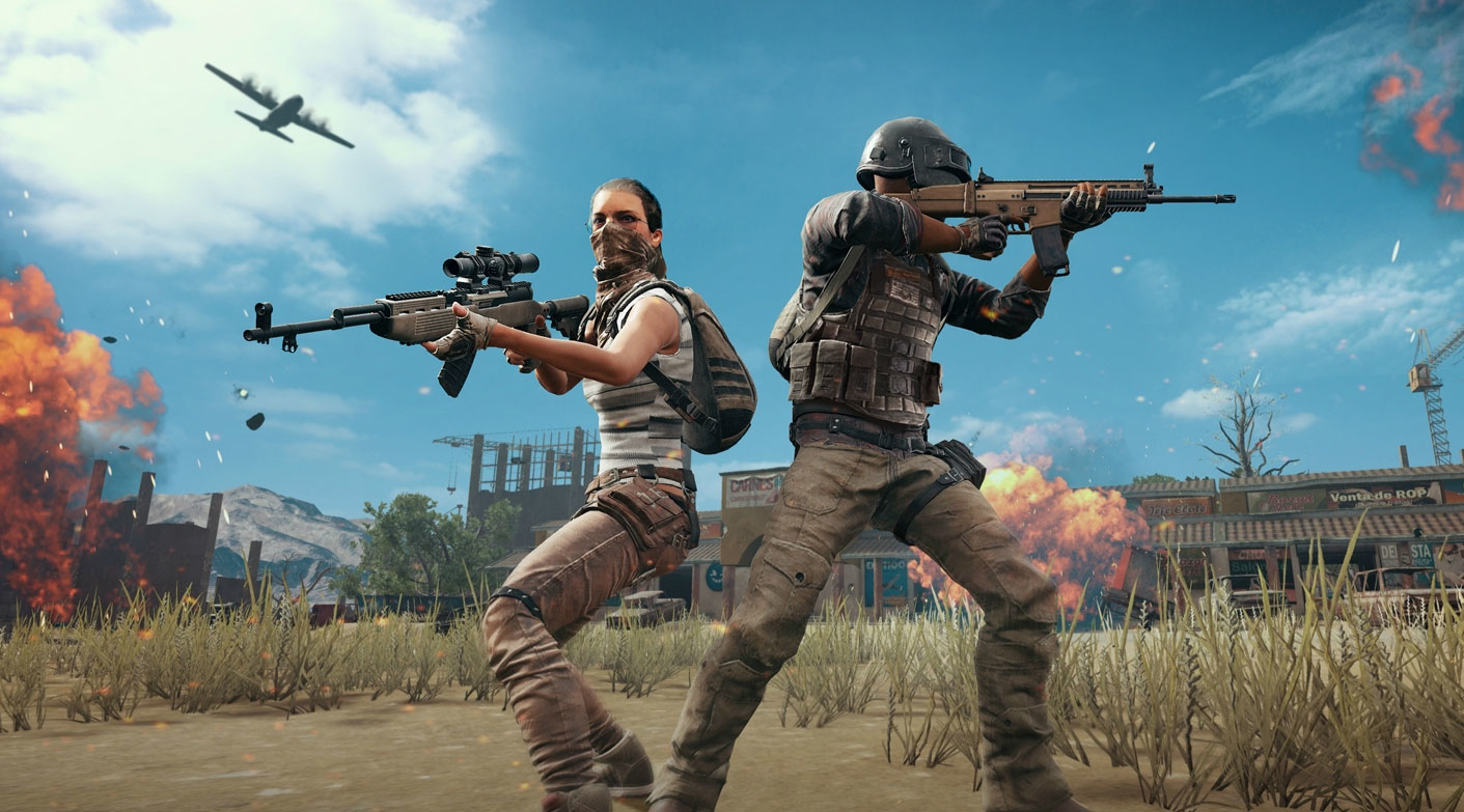 PUBG PC Update #28 Now Live On Test Server