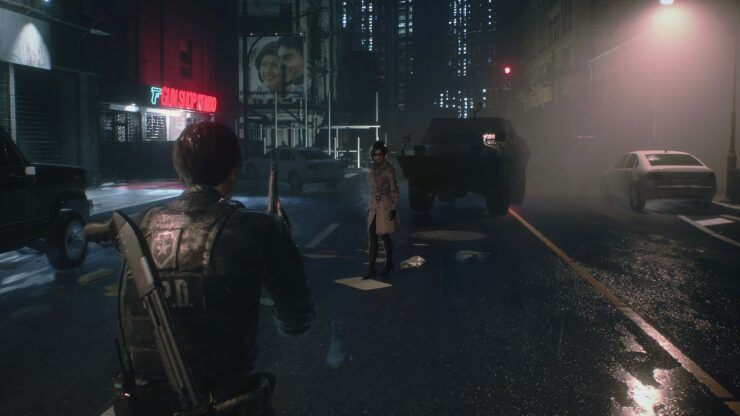 New Resident Evil 2 Trailer And 19 Amazing 4k Screenshots