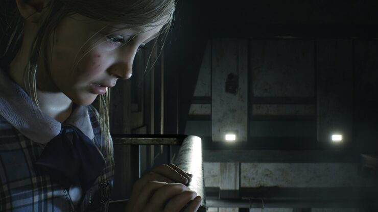 Game Wallpaper New Resident Evil 2 Trailer And 19 Amazing