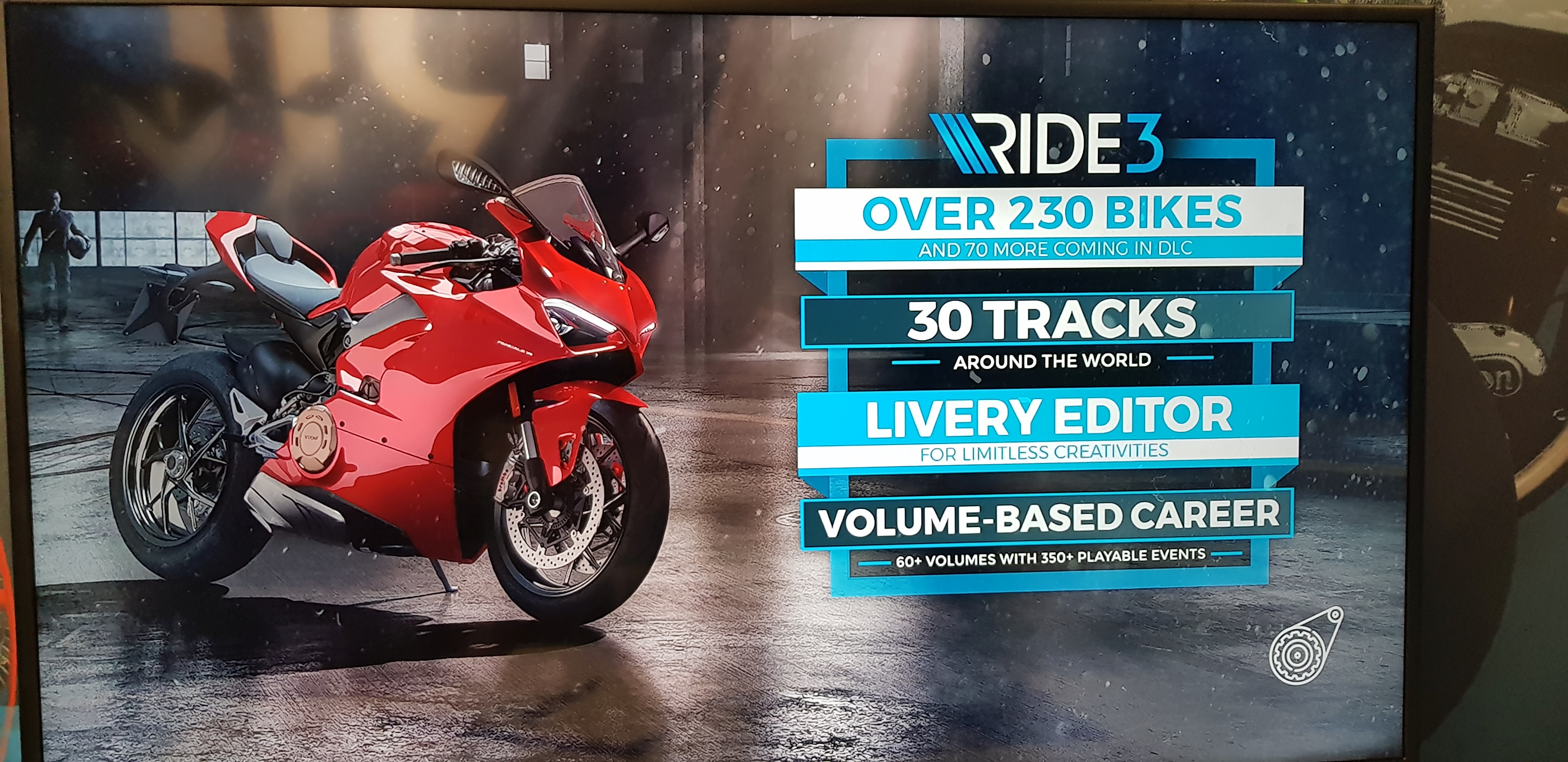 Image result for ride 3