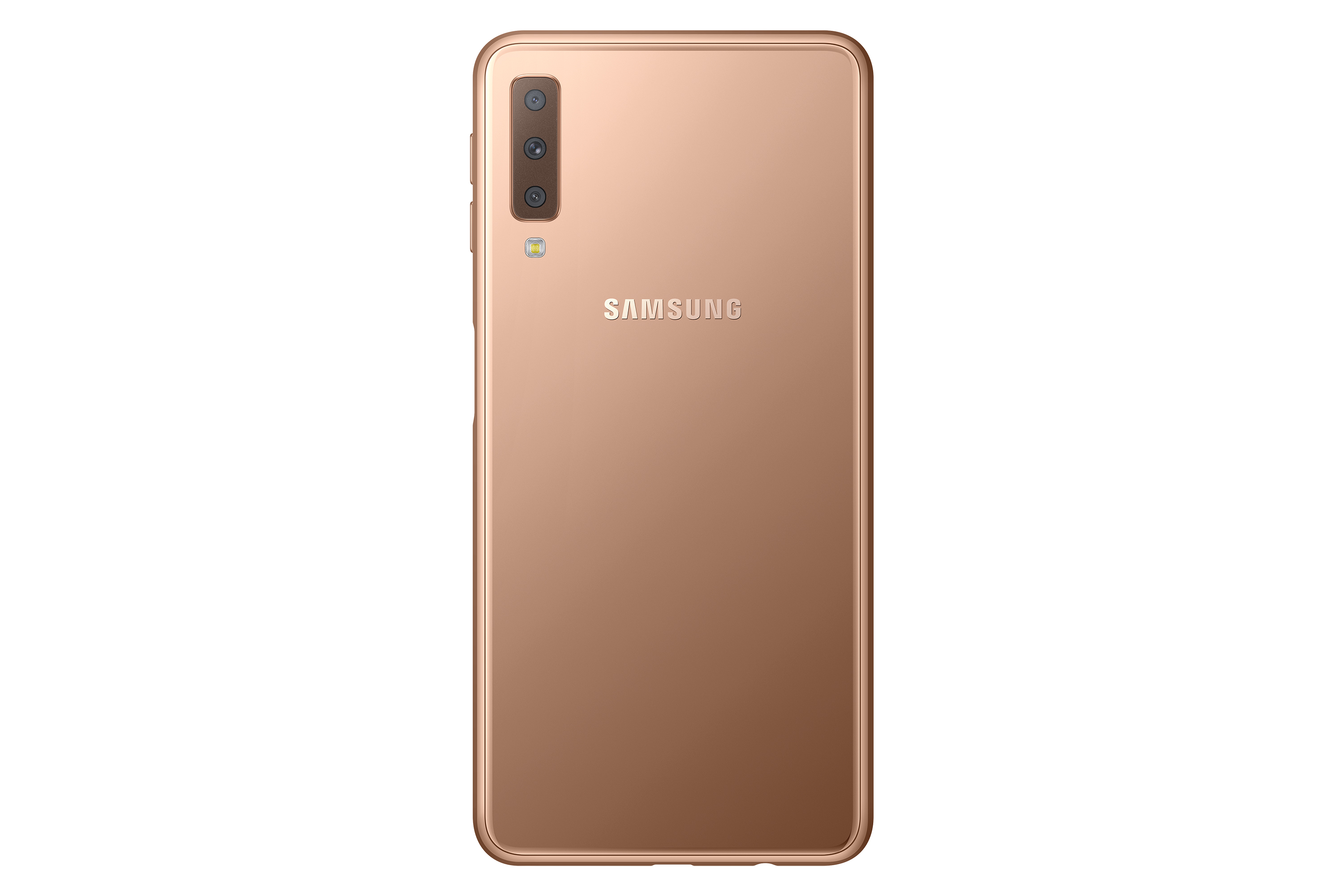 Galaxy A7 (2018) Is Official, Samsung's First Triple-Rear-Camera