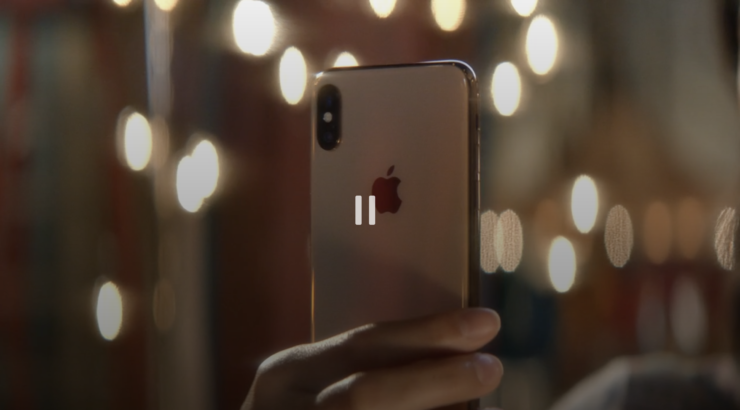 Check out the official iPhone XS, XS Max and XR promo videos
