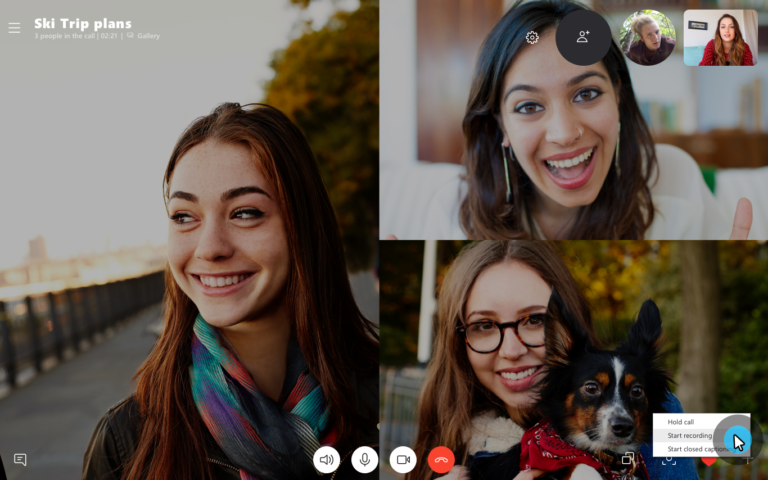 Skype's Latest Update Adds Call Recording On iPhone And iPad
