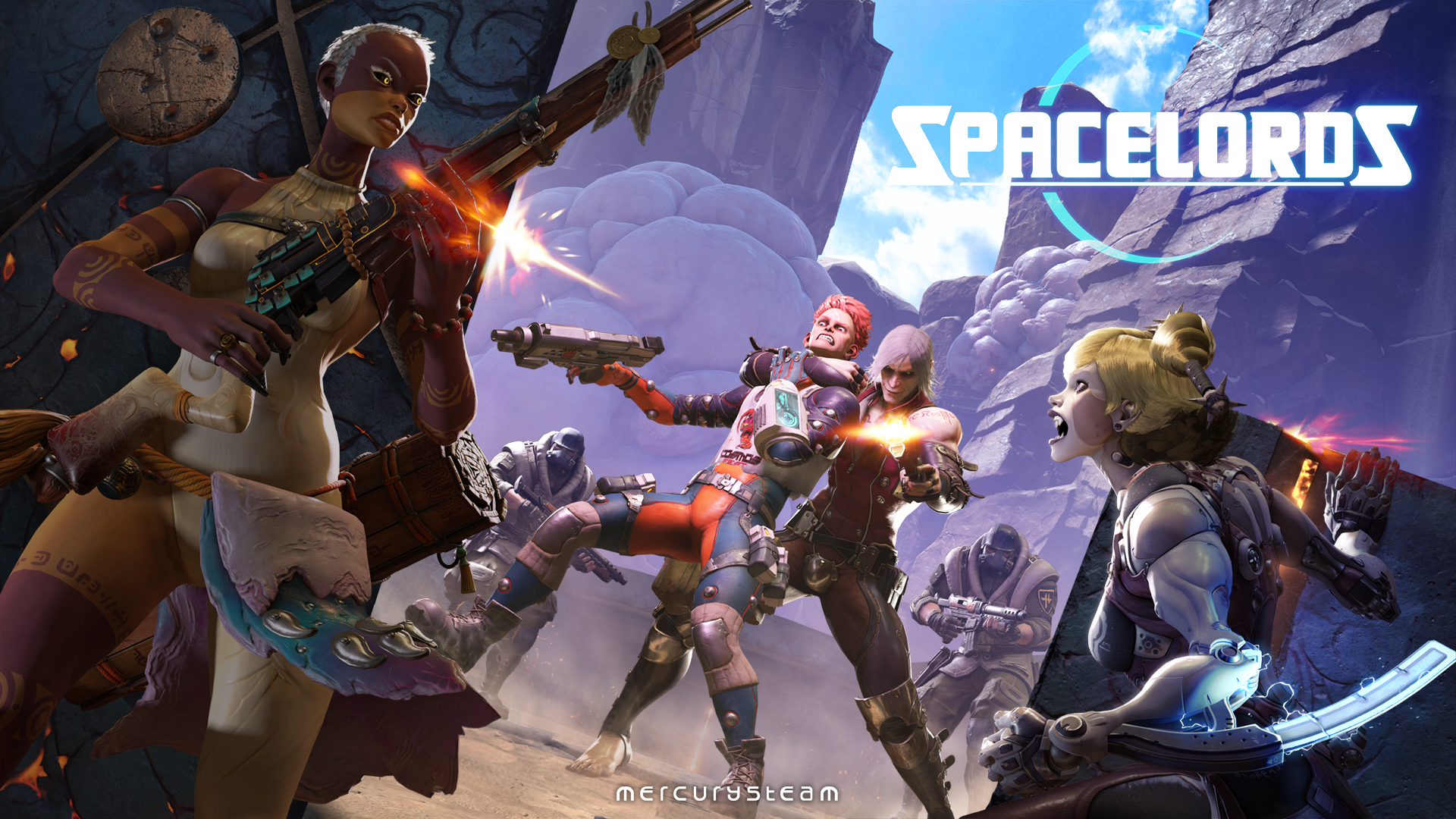 2d344fae686 MercurySteam Working with SIE to Enable Full Cross-Play in Spacelords  Will  Soon Provide an Update