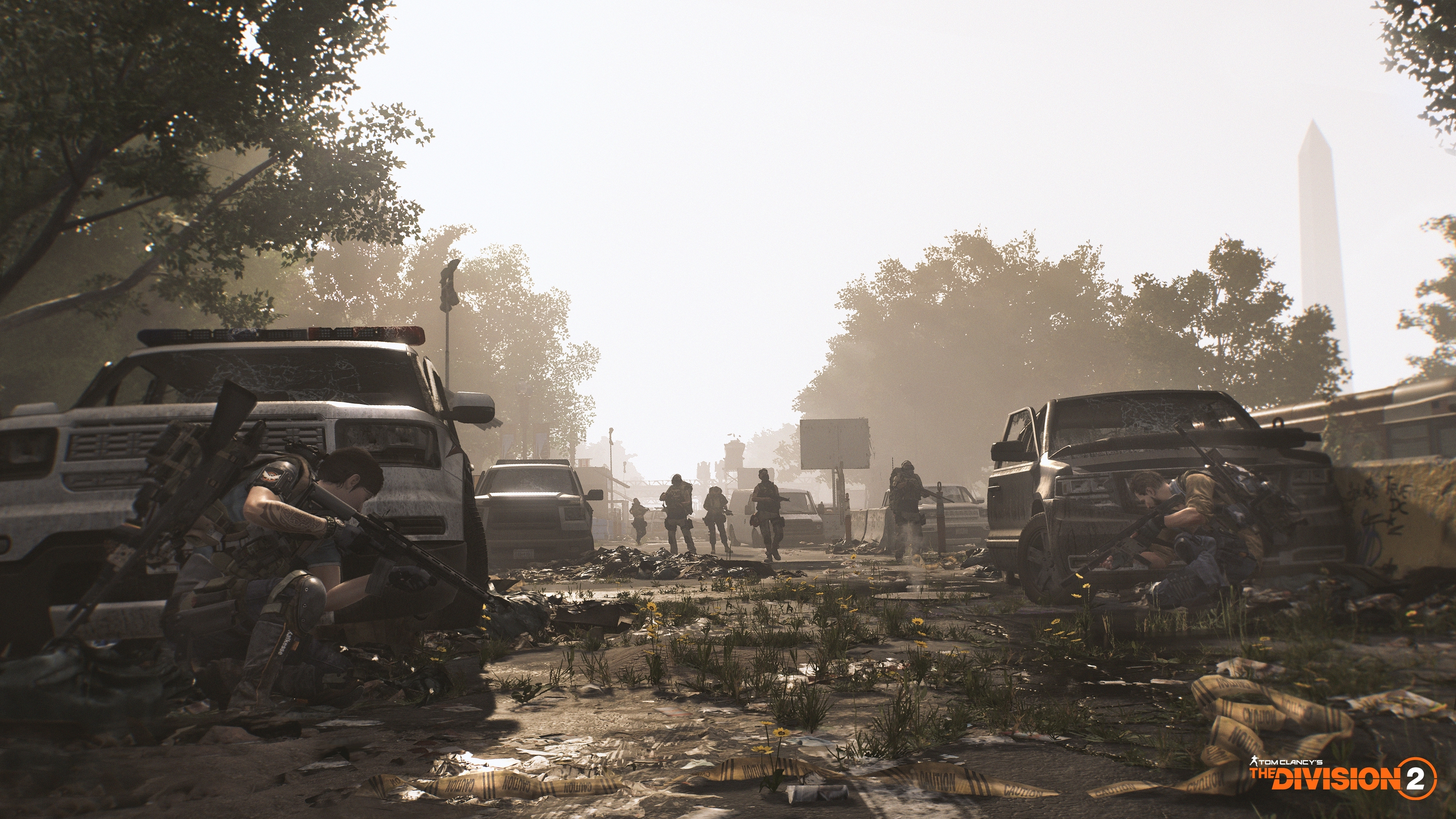 The Division 2 Hands-on Preview - Welcome to Washington
