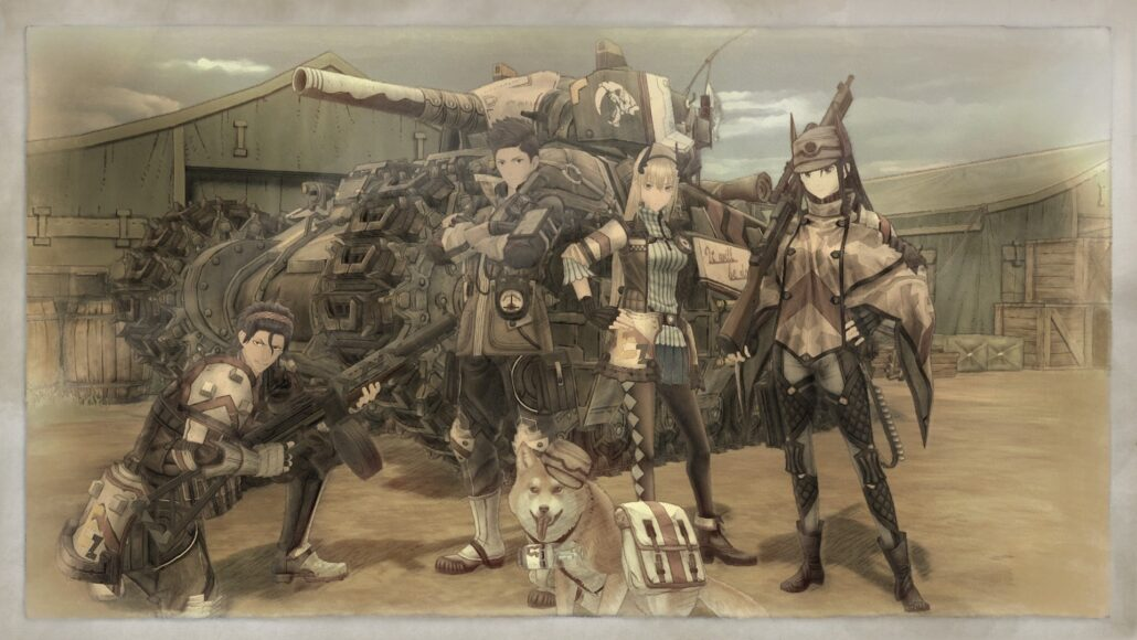 Valkyria-Chronicles-4-Review-02-Group-Sh