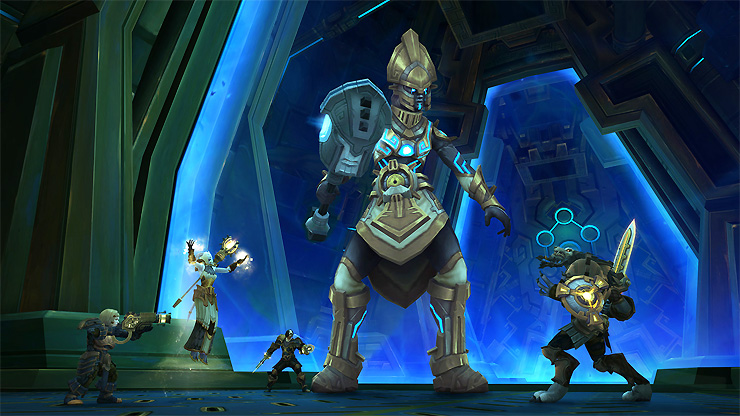 World of Warcraft: Battle for Azeroth Adds a New Raid