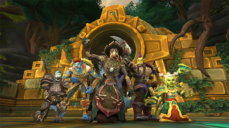 Updated: Live] Upcoming WoW: Battle for Azeroth Patch to