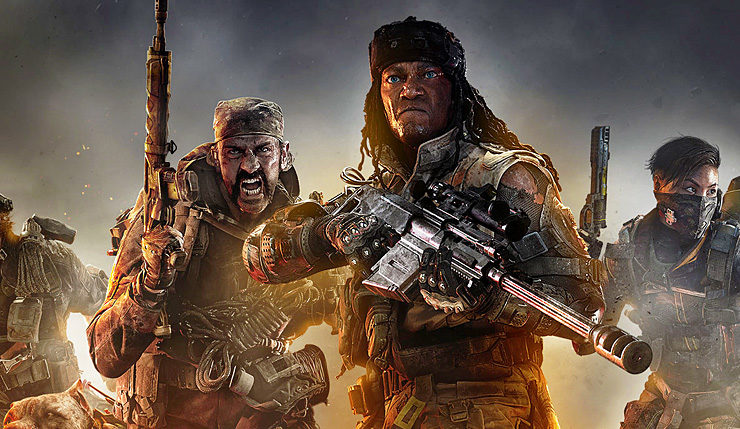 Call Of Duty Black Ops 4 Blackout Battle Royale Map And New