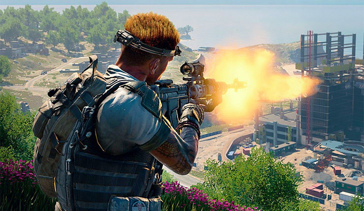 Call Of Duty Black Ops 4 Blackout Battle Royale Only Supports 80