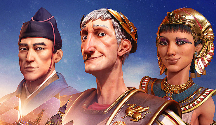 Civilization VI Coming to Nintendo Switch This Year