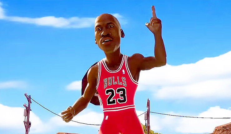 Nba 2k Playgrounds 2 Review: NBA 2K Playgrounds 2 Drops A Release Date And A Legend