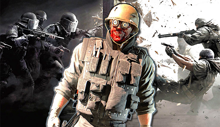 R6s Halloween Skins 2020 Thermite Rainbow Six Siege Leak Reveals Ghoulish Halloween Event and