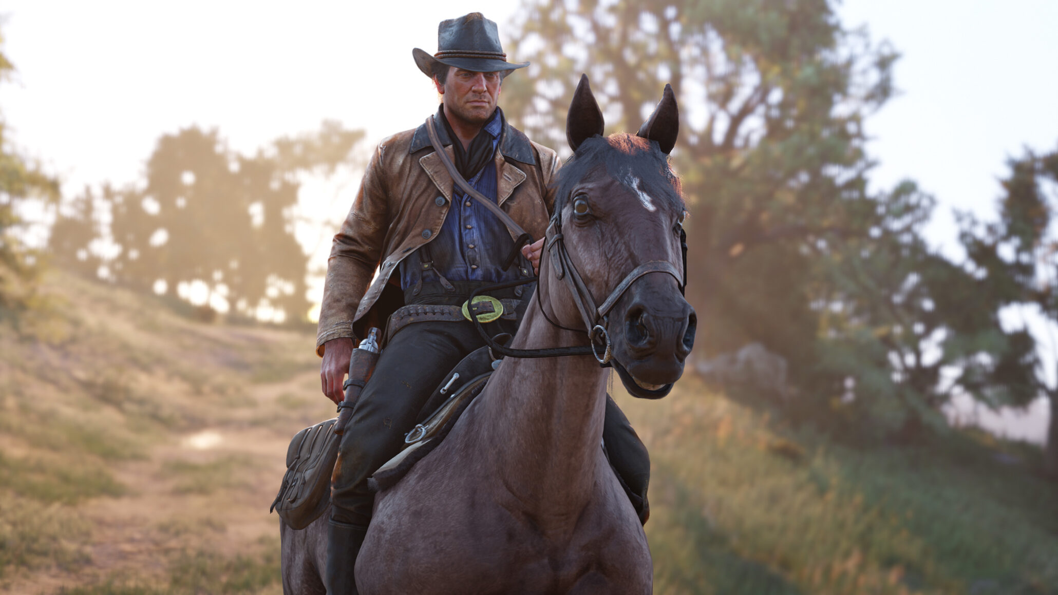 Red Dead Redemption 2 NPCs Dialogue Changes If Mini-Map Is