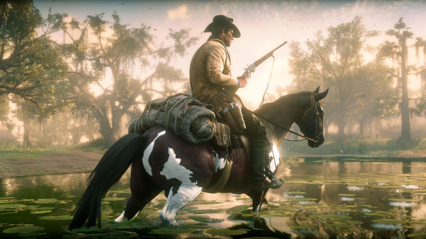 Red Dead Redemption 2 sales