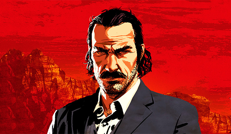 Red Dead Redemption 2 Concept Art