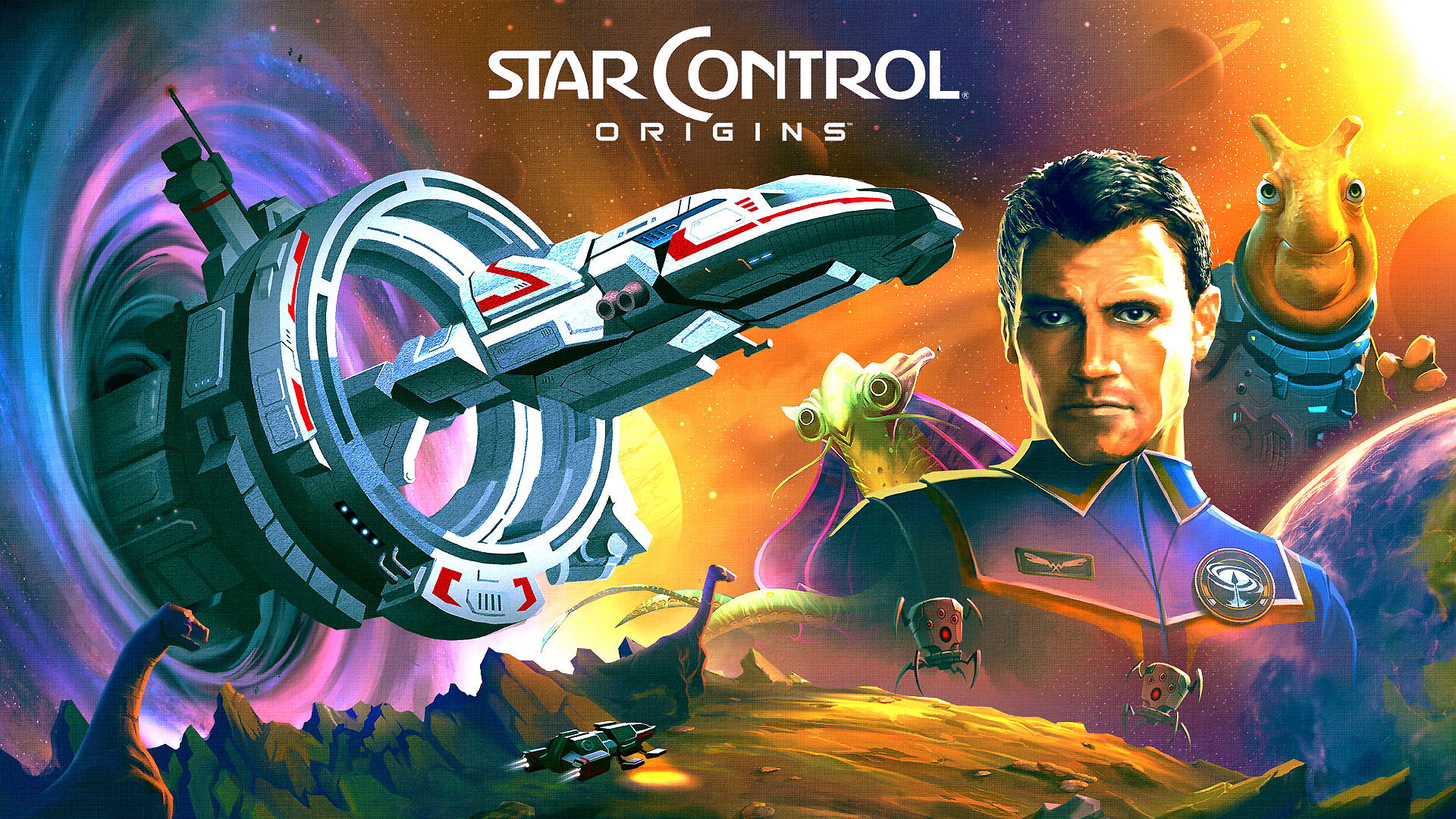 Star Control: Origins Taken Down via DMCA by Original Star Control