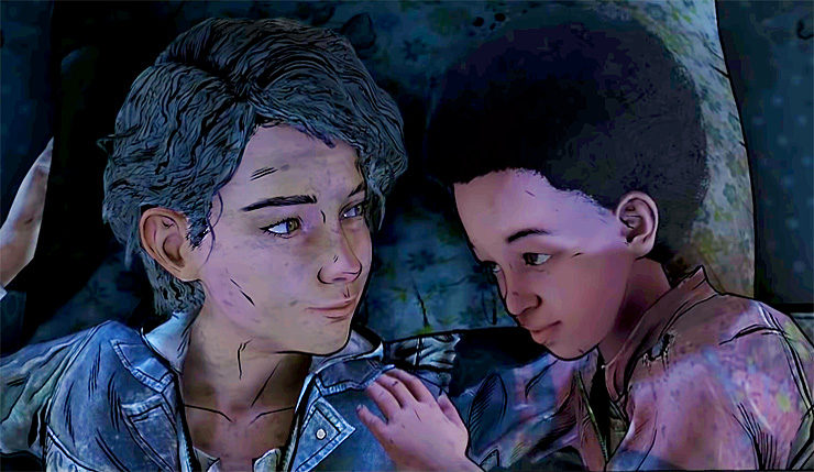 Walking Dead's New Publisher Wants 100% Telltale Dev Team