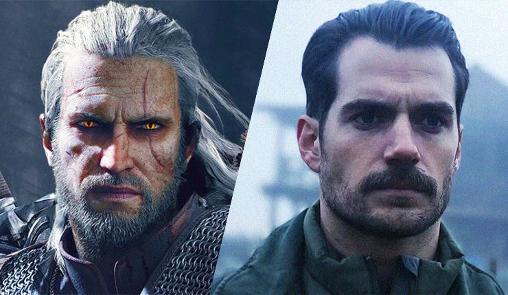 The Witcher Netflix Series To Star Cinematic Superman Henry