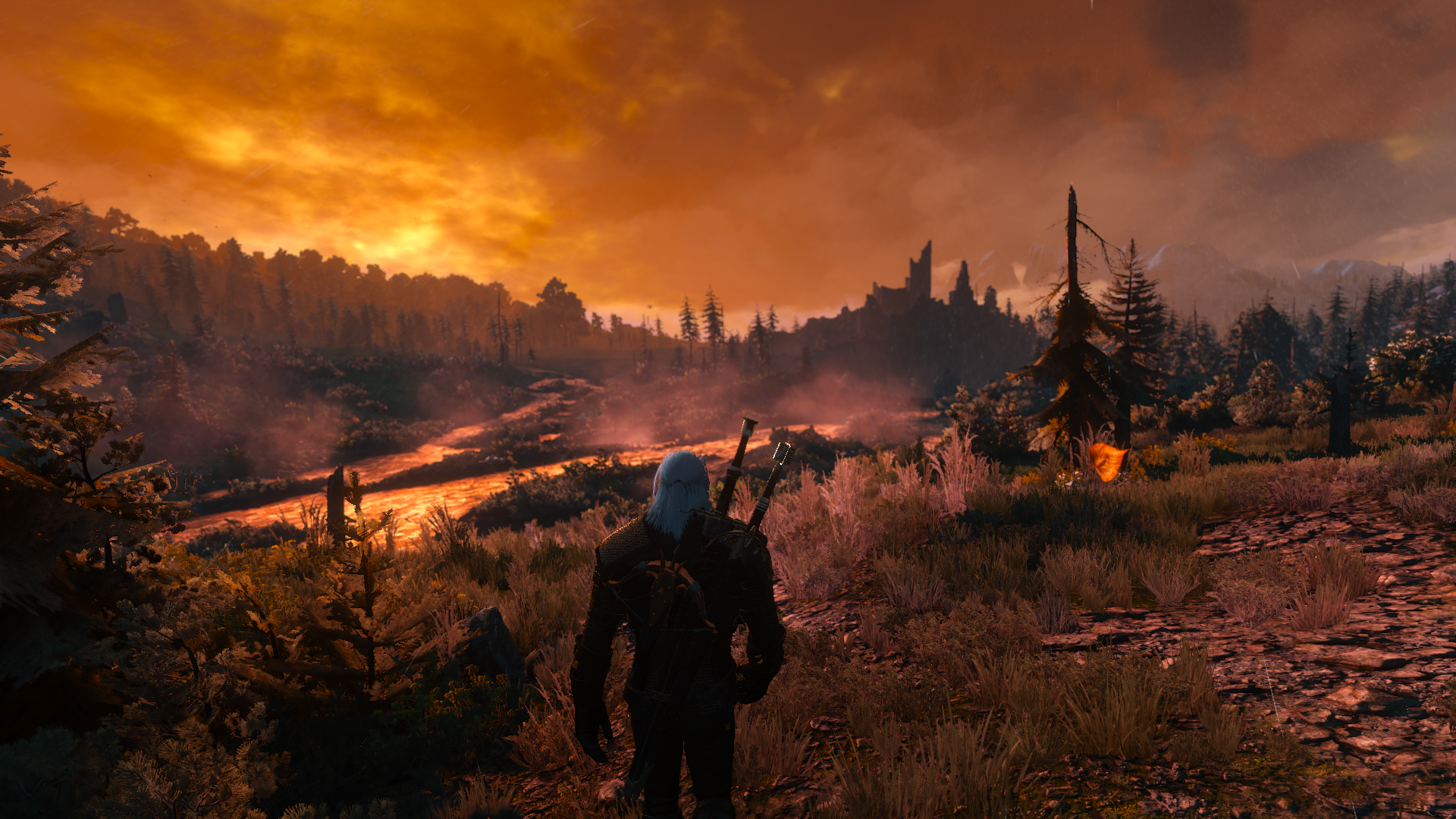 The Witcher 3 Enhanced Edition 4 61 Introduces New Gameplay