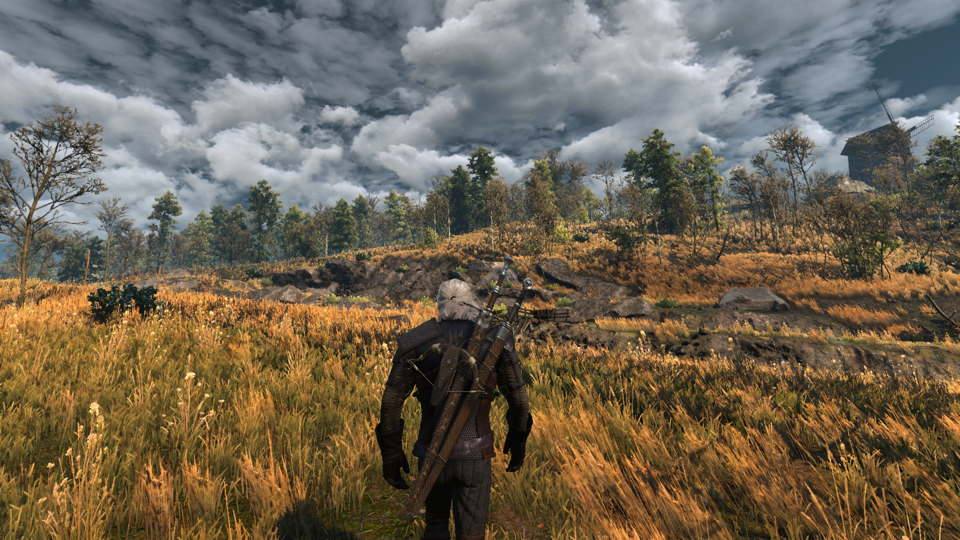 New The Witcher 3 Mod Improves GUI With Better Framerate