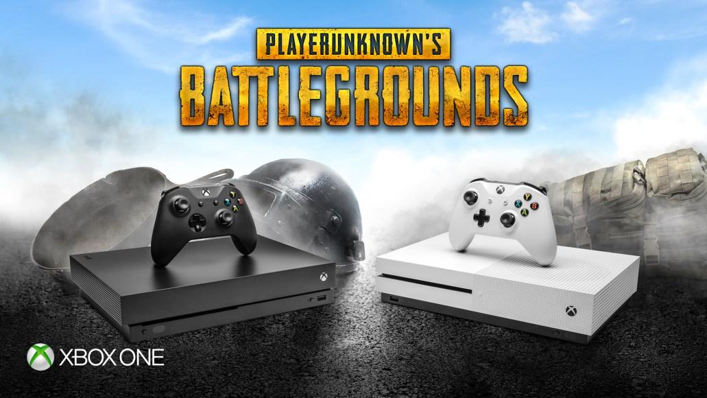 PUBG Xbox One X Patch Updates