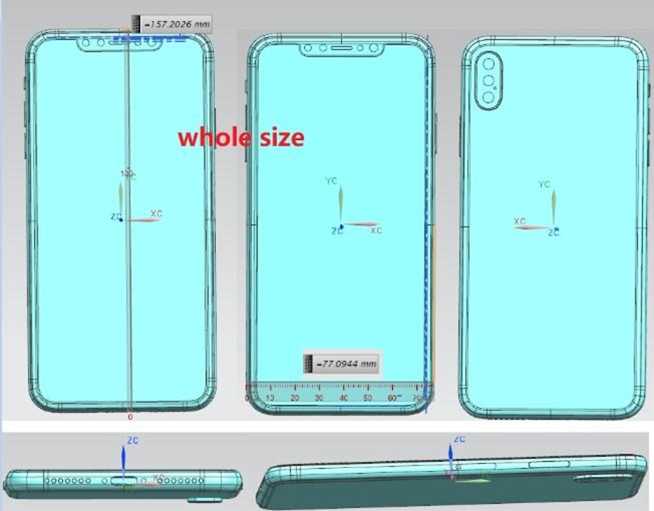 Apple Iphone X Leak