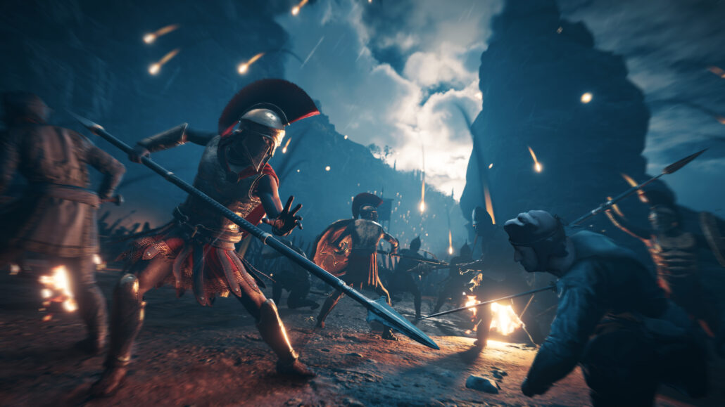 Day One Assassin's Creed Odyssey Patch 1.02 ps4 pc xbox one