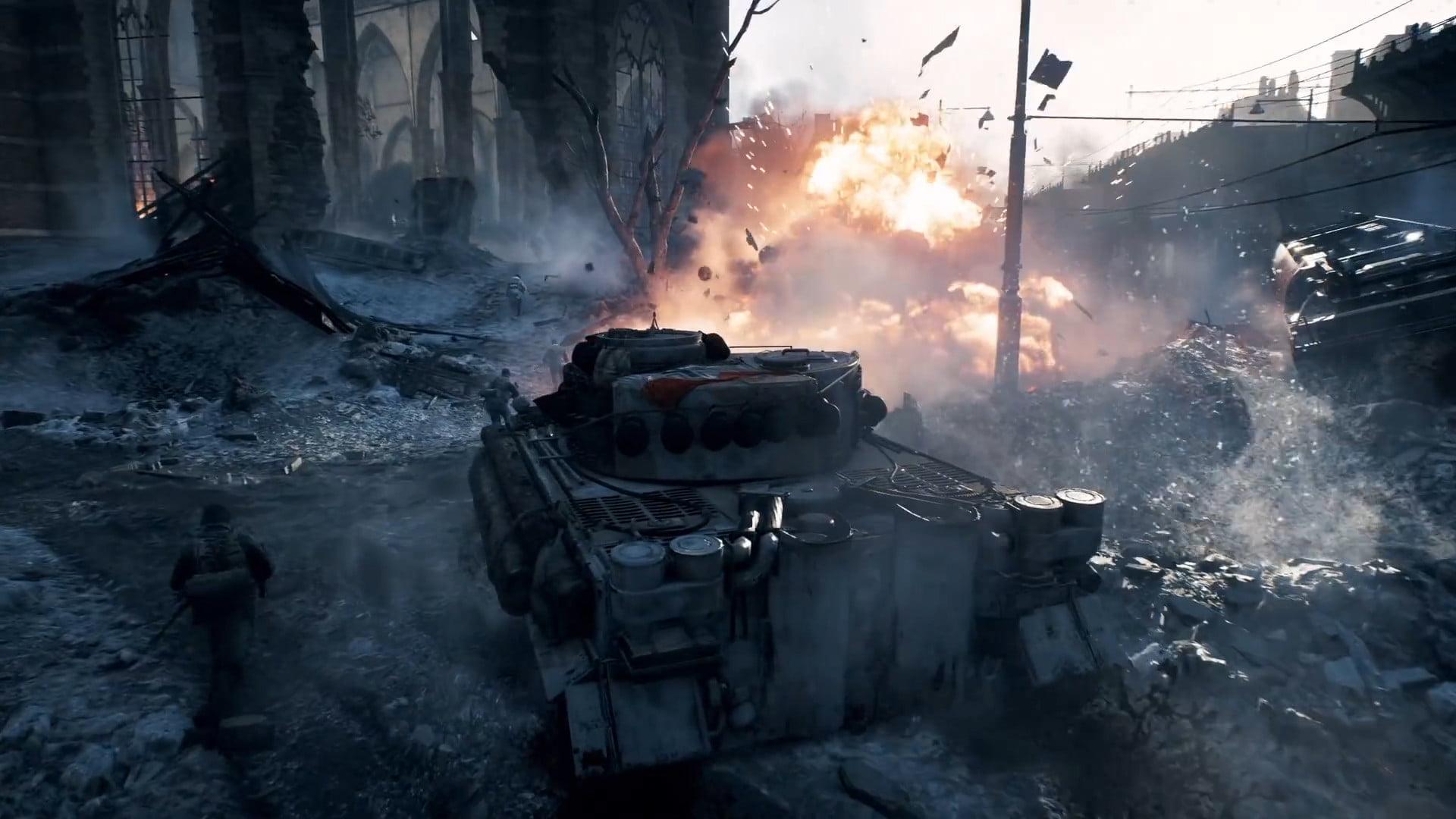 Battlefield v is getting improved player visibility - Battlefield v concept art wallpaper ...
