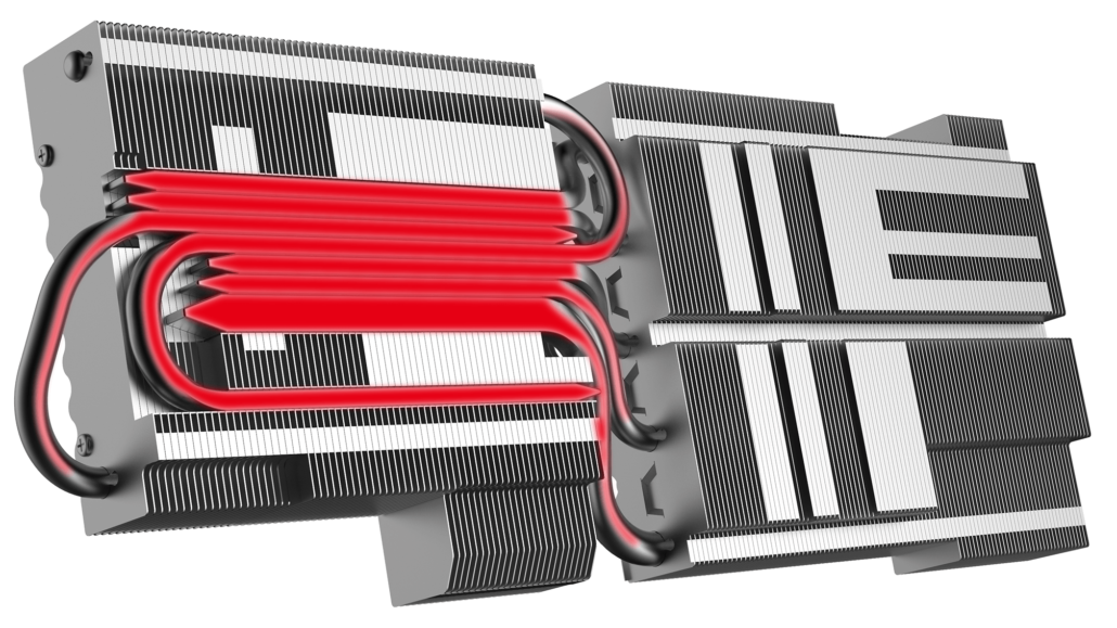 concentrated-heatpipes