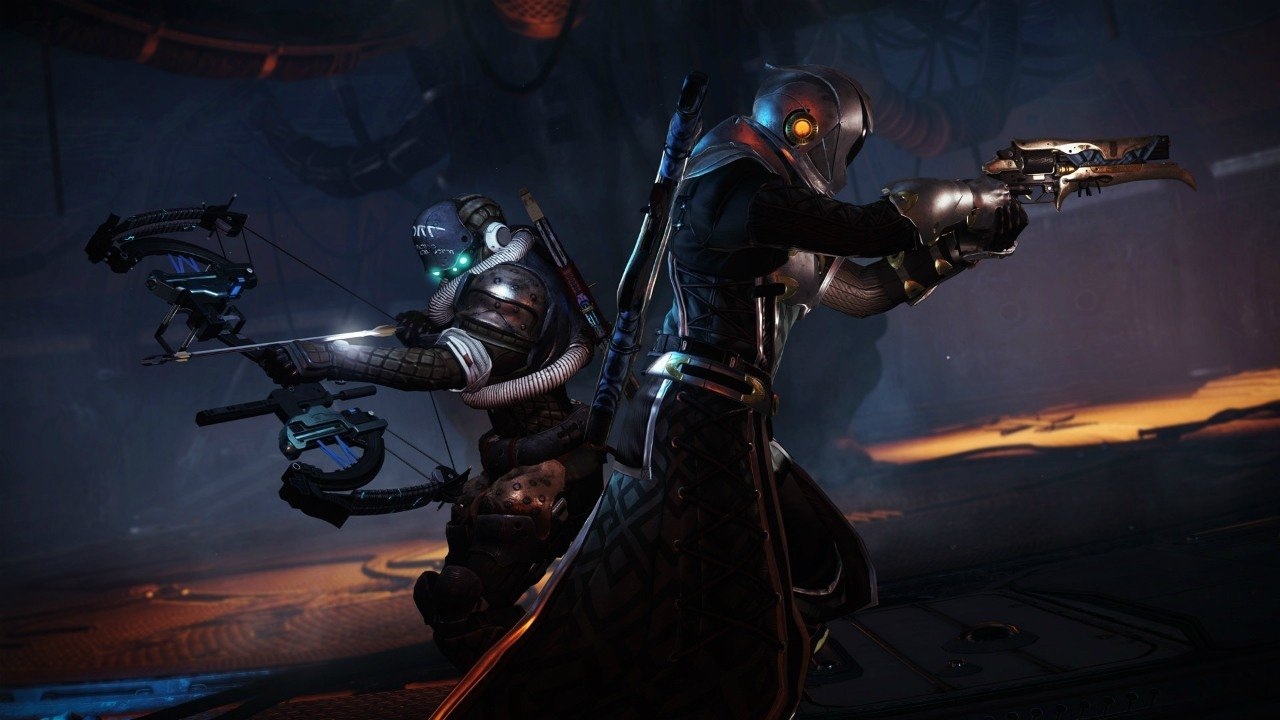 Destiny 2 Forsaken Preview Impressions There S Life Past Cayde 6