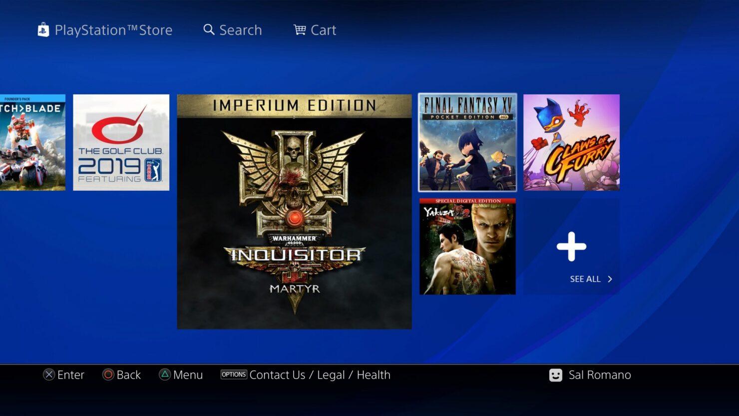 final fantasy XV pocket edition ps4 HD icon ps store