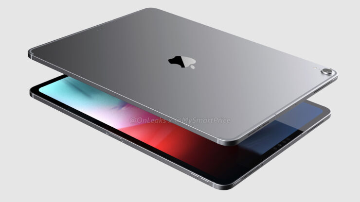 The new iPad Pro's key features were just leaked