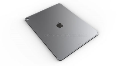 IPad Pro 2018 Revealed In New Renders