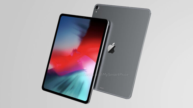 New iPad Pro details leak: 4K over USB-C, better Pencil pairing