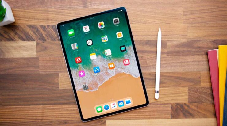 12.9-Inch iPad Pro Cad Renders With 360-Degree Video Leaks out Before Official Apple Event