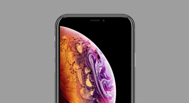 iPhone Xs Max 6.5 inch OLED model