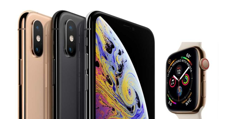 iPhone Xs Max and Apple Watch Series 4 Shipping Times Have Started Slipping to October