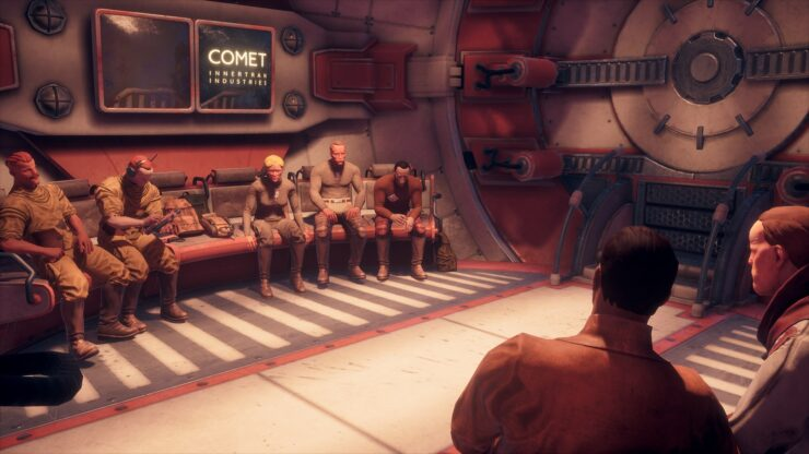 Dieselpunk Sci-Fi RPG INSOMNIA: The Ark Launches Soon, Trailer Out Now