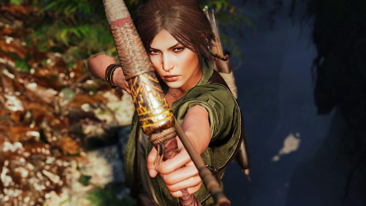 Lara at Shadow of the Tomb Raider Nexus - Mods and community