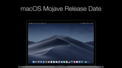 macOS Mojave release date